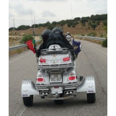 Kit Trike for Goldwing (including installation in Belgium)