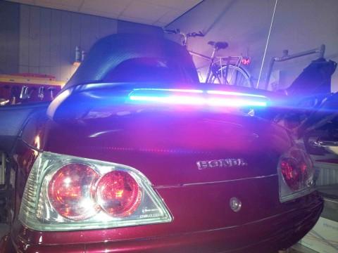 V4 Rollin' Eyes GL1800 Spoiler Insert